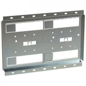 Plate for transfer switch - for DPX/DPX-I 1250/1600 - fixed version