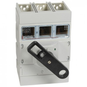 Isolating switch - DPX-IS 1600 with release - 3P - 1000 A - front handle