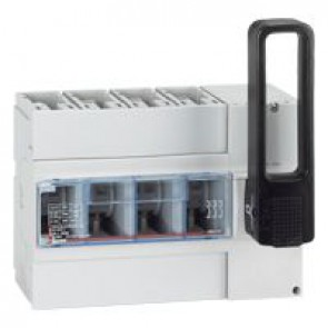 Isolating switch - DPX-IS 250 with release - 3P - 250 A - front handle