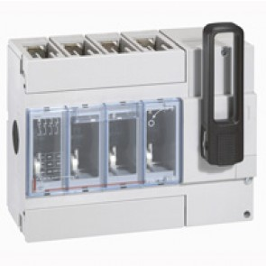Isolating switch - DPX-IS 630 without release - 4P - 400 A - front handle