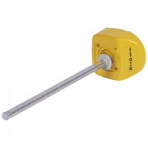 Rotary handle vari-depth IP55 - DPX-IS 250/630 front and side handle emergency