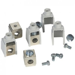 Cage terminals - for DRX 100 - 4P - up to 50 A