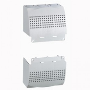 Sealable terminal shields (2) - for DRX 100 - 3P