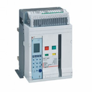 Air circuit breaker DMX³ 1600 lcu 42 kA - fixed version - 3P - 630 A