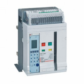 Air circuit breaker DMX³ 1600 lcu 42 kA - fixed version - 3P - 800 A