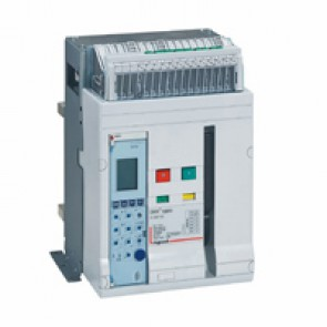 Air circuit breaker DMX³ 1600 lcu 42 kA - fixed version - 3P - 1000 A
