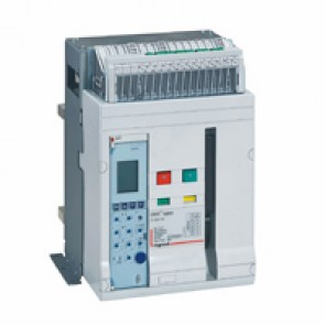 Air circuit breaker DMX³ 1600 lcu 42 kA - fixed version - 3P - 1600 A