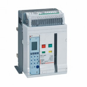 Air circuit breaker DMX³ 1600 lcu 50 kA - fixed version - 3P - 1000 A