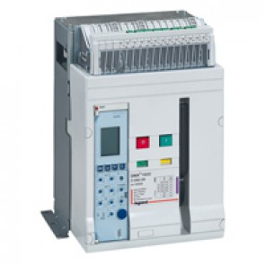 Air circuit breaker DMX³ 1600 lcu 50 kA - fixed version - 3P - 1600 A