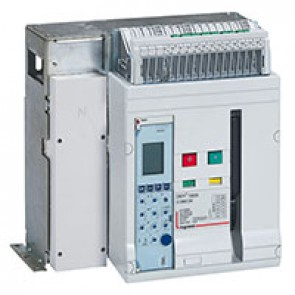 Air circuit breaker DMX³ 1600 lcu 50 kA - fixed version - 4P - 1000 A