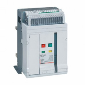 Trip free switch DMX³-I 1600 - fixed version - 3P - 1250 A