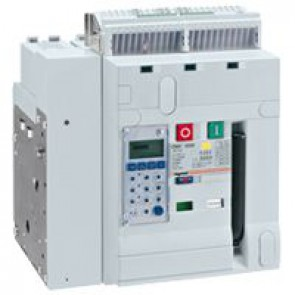 Air circuit breaker DMX³ 2500 lcu 50 kA - fixed version - 3P - 800 A