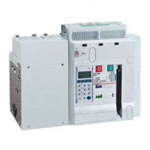 Air circuit breaker DMX³ 4000 lcu 100 kA - fixed version - 4P - 3200 A