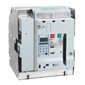 Air circuit breaker DMX³ 2500 lcu 65 kA - draw-out version - 3P - 800 A