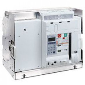 Air circuit breaker DMX³ 4000 lcu 100 kA - draw-out version - 4P - 3200 A