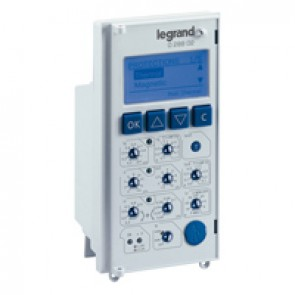 Electronic protection unit MP4 LSIg - for DMX³ 2500 and 4000 circuit breakers
