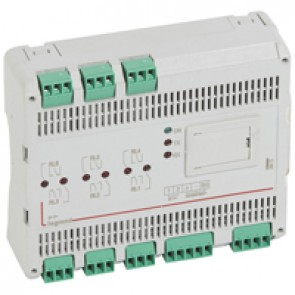 modules programmable output - for DMX³ electronic protection units