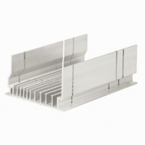DLPlus cutting unit - aluminium - for cutting all plastic profiles