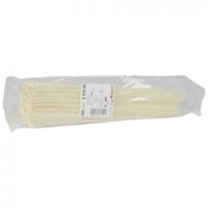 Cable tie Colring - width 4.6 mm - L 360 mm - sachet 100 pcs - colourless