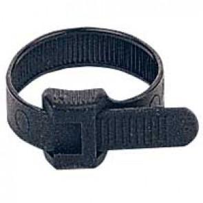 Cable tie Colson - U.V protected - internal teeth - width 7.6 mm - L. 128 mm -black