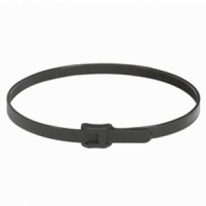 Cable tie Colson - U.V protected - internal teeth - width 7.6 mm - L. 359 mm -black