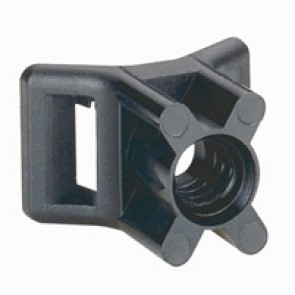 Screw-on base - for Colson cable ties