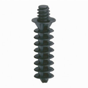 Screw-in plug - for Colson cable ties - U.V. protected - Ø8 mm drilling