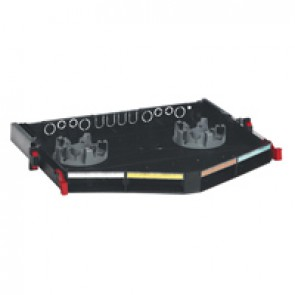 "LCS³ 19"" modular optic drawer - sliding - to be equipped with fibre optic blocks - angled - 4 blocks maximum"