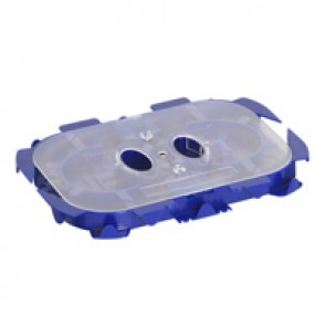 Accessory for LCS³ optic drawer to be equipped - pigtail cassette capacity 24 fibre optics