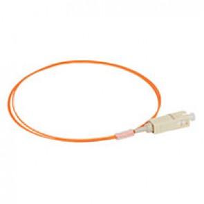 LCS³ pigtail - 50/125µm - OM2 PC - SC 1 m LSZH connectors
