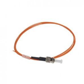 LCS³ pigtail - 50/125µm - OM2 PC - ST 2 m LSZH connectors