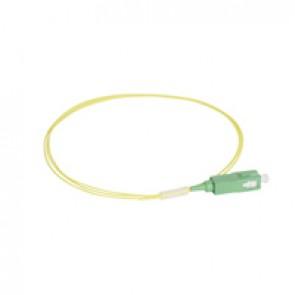 LCS³ pigtail - 9/125µm - OS2 APC or UPC - OS1 compatible - SC-APC OS2 1 m LSZH connectors