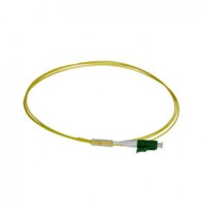 LCS³ pigtail - 9/125µm - OS2 APC or UPC - OS1 compatible - LC-APC OS2 1 m LSZH connectors