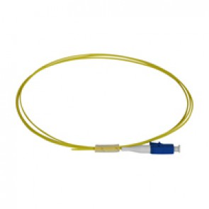 LCS³ pigtail - 9/125µm - OS2 APC or UPC - OS1 compatible - LC-UPC OS2 1 m LSZH connectors