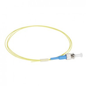 LCS³ pigtail - 9/125µm - OS2 APC or UPC - OS1 compatible - ST-UPC OS2 1 m LSZH connectors