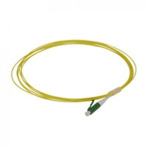 LCS³ pigtail - 9/125µm - OS2 APC or UPC - OS1 compatible - LC-APC OS2 2 m LSZH connectors