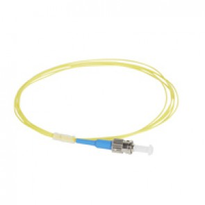 LCS³ pigtail - 9/125µm - OS2 APC or UPC - OS1 compatible - ST-UPC OS2 2 m LSZH connectors