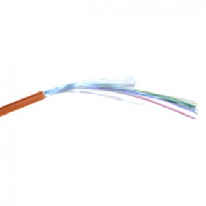 Fibre cable - OM 2 - 900 μm tight buffer - indoor/outdoor - 12 fibres