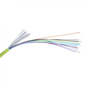 Fibre cable - OS 1 - 900 μm tight buffer - indoor/outdoor - 12 fibres