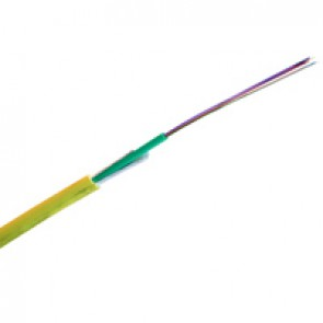 Fibre cable - OS 1 - loose tube - indoor/outdoor - 24 fibres