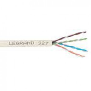 Lan cable - category 5e - U/UTP - 4 pairs - L. 305 m - LSZH sleeve