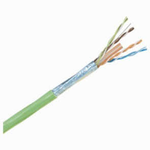 Lan cable - category 6 - SF/UTP - 4 pairs - L. 500 m - PVC sleeve