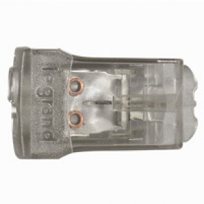 Screwless connection terminal Nylbloc auto - for 2 wires - 24 A - 450 V~