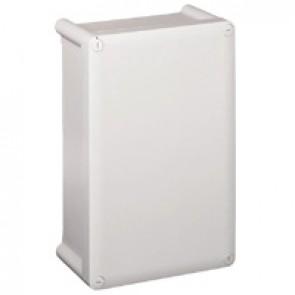 Industrial box - plastic - IP55 - IK07 - opaque cover - 310x240x124 mm