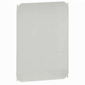 Plain plate - for Atlantic/Atlantic stainless steel cabinets height 1400 x width 800 mm