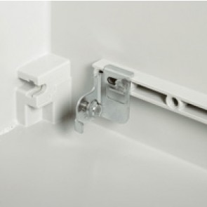 Depth adjustment kit (4 lugs) - for Marina cabinets depth from 200 mm