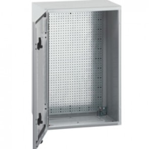 Atlantic metal cabinet - vertical version - 600 x 400 x 250 mm - 1 door