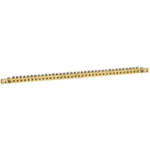 Additional brass bar - for XL³ 160/400 cabinets