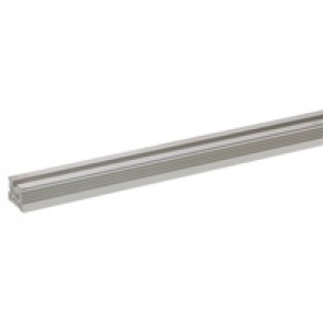C-section aluminium bar 40x30 mm - length 1780 mm and cross section 549 mm