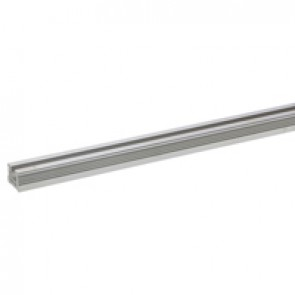 C-section aluminium bar 40x30 mm - length 1780 mm and cross section 686 mm